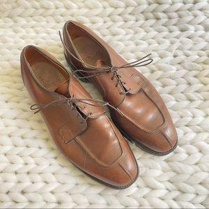 Allen Edmonds Mens Dress Leather Oxford Shoes